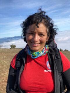 Daye - Directora de la escuela. Instructora de parapente y piloto biplaza desde 1999